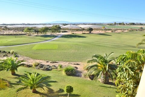 Ref:MM10811 Apartment For Sale in Mar Menor Golf Resort