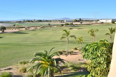 Ref:MM7811 Apartment For Sale in Mar Menor Golf Resort
