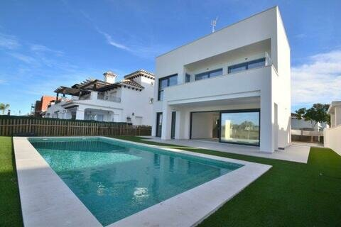 Ref:MM482 Villa For Sale in Mar Menor Golf Resort