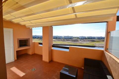 Ref:TER43 Apartment For Sale in Las Terrazas de la Torre Golf Resort
