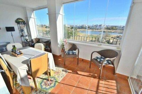 Ref:HR548 Apartment For Sale in Hacienda Riquelme Golf Resort