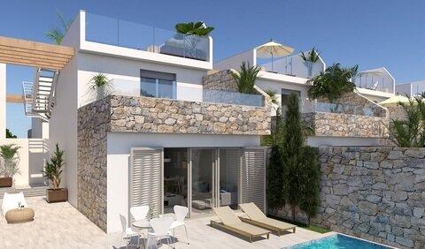 Ref:Synergia-Vl Villa For Sale in Los Alcazares
