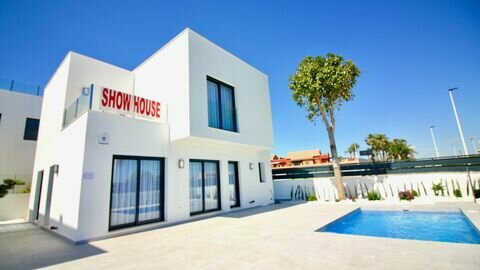 Ref:Ecopark Villa For Sale in San pedro del pinatar