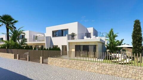 Ref:Alyssa Villa For Sale in Torre de la Horadada