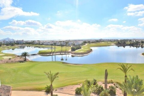 Ref:LAP55 Apartment For Sale in La Torre Golf Resort