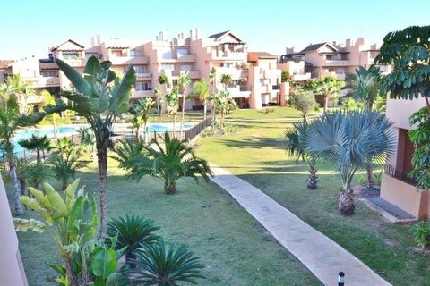 Ref:MM7812 Apartment For Sale in Mar Menor Golf Resort