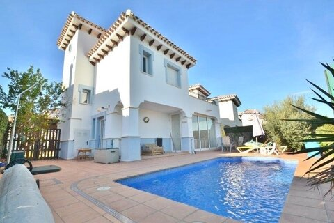 Ref:MM532 Villa For Sale in Mar Menor Golf Resort