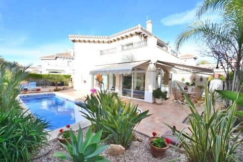 Ref:MM543 Villa For Sale in Mar Menor Golf Resort