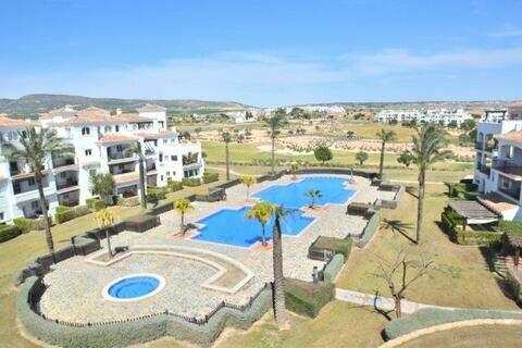 Ref:HR579 Apartment For Sale in Hacienda Riquelme Golf Resort