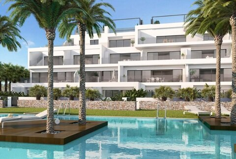 Ref:Hinojos-apartme Apartment For Sale in Las Colinas Golf Resort