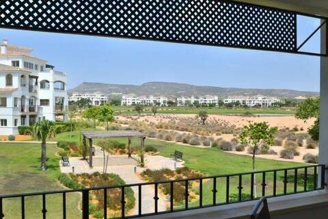 Ref:HR583 Apartment For Sale in Hacienda Riquelme Golf Resort