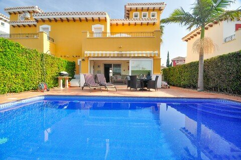 Ref:MM548 Villa For Sale in Mar Menor Golf Resort