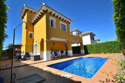 Ref:MM556 Villa For Sale in Mar Menor Golf Resort