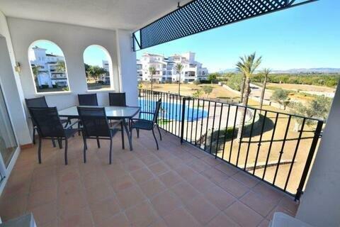 Ref:HR590 Apartment For Sale in Hacienda Riquelme Golf Resort