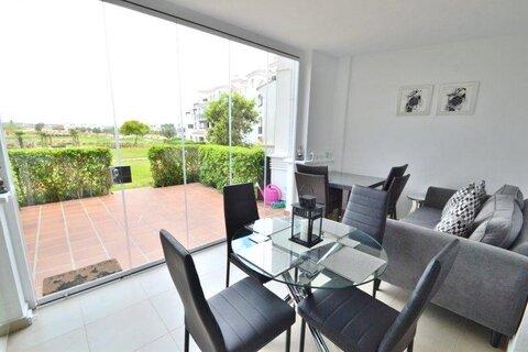 Ref:HR592 Apartment For Sale in Hacienda Riquelme Golf Resort