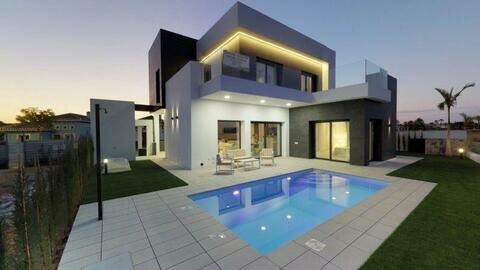 Ref:MM558 Villa For Sale in Mar Menor Golf Resort