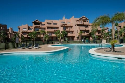 Ref:MM2001 Apartment For Sale in Mar Menor Golf Resort