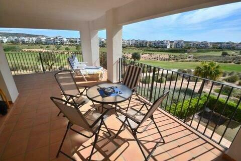Ref:HR599 Apartment For Sale in Hacienda Riquelme Golf Resort