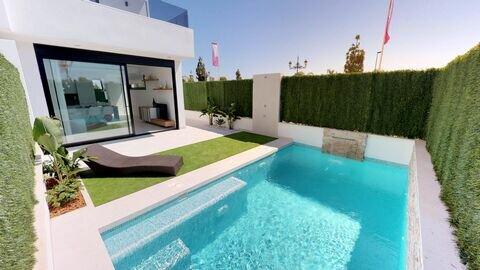 Ref:Serena---Panora Villa For Sale in Los Alcazares