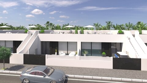 Ref:Monte-Vista Villa For Sale in Pilar de la Horadada