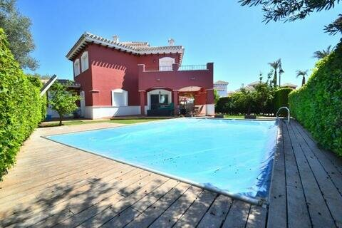 Ref:MM559 Villa For Sale in Mar Menor Golf Resort