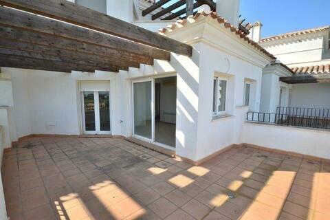 Ref:HR606 Apartment For Sale in Hacienda Riquelme Golf Resort