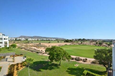 Ref:HR607 Apartment For Sale in Hacienda Riquelme Golf Resort