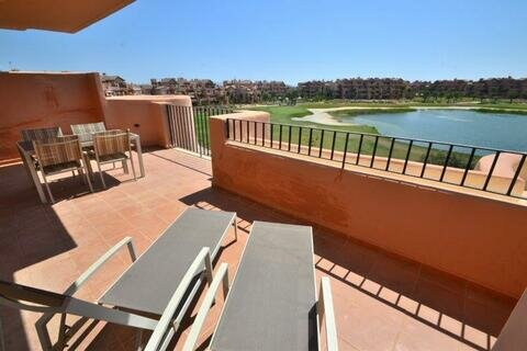 Ref:MM560 Apartment For Sale in Mar Menor Golf Resort