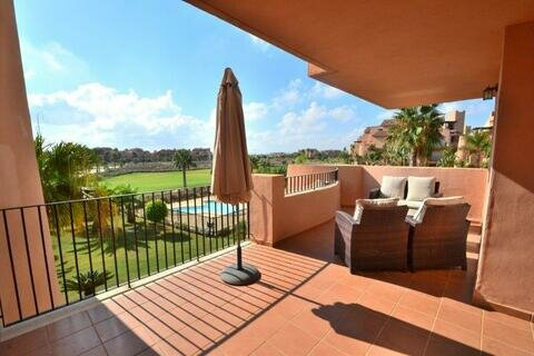 Ref:MM564 Apartment For Sale in Mar Menor Golf Resort