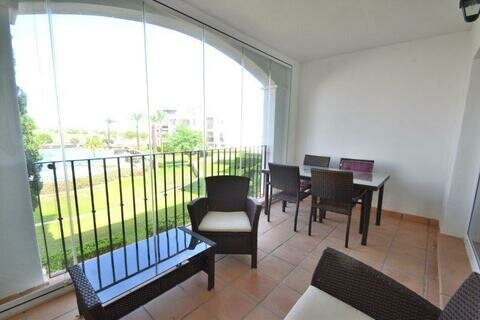 Ref:HR613 Apartment For Sale in Hacienda Riquelme Golf Resort