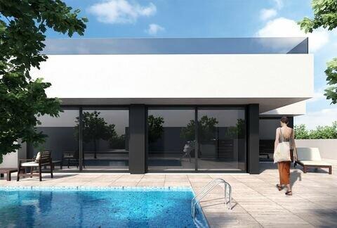 Ref:Villa-Julio Villa For Sale in San Pedro del Pinatar