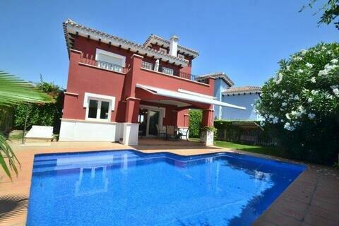 Ref:MM571 Villa For Sale in Mar Menor Golf Resort