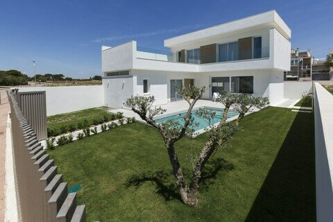 Ref:Ento-Villas Villa For Sale in Santiago de la Ribera