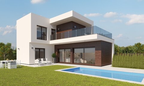 Ref:Tindra-Green Villa For Sale in Roda Golf & Beach Resort