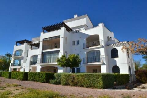 Ref:HR620 Apartment For Sale in Hacienda Riquelme Golf Resort