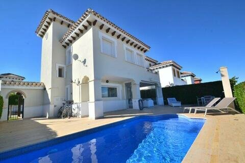 Ref:MM573 Villa For Sale in Mar Menor Golf Resort