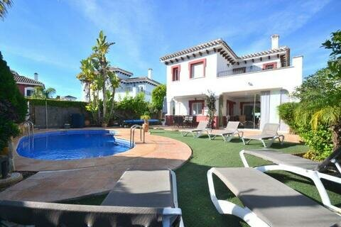 Ref:MM574 Villa For Sale in Mar Menor Golf Resort