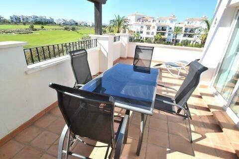 Ref:HR623 Apartment For Sale in Hacienda Riquelme Golf Resort