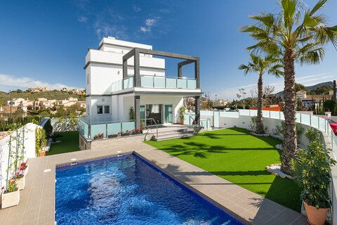 Ref:LM4 Villa For Sale in La Manga club