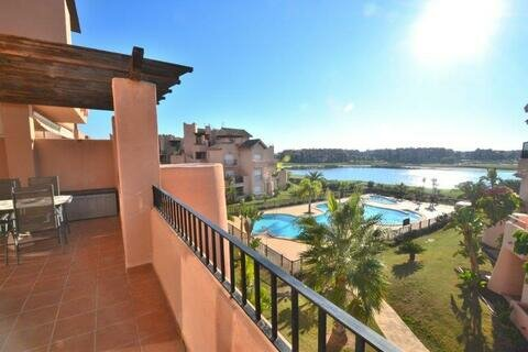 Ref:MM575 Apartment For Sale in Mar Menor Golf Resort