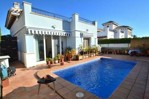Ref:MM576 Villa For Sale in Mar Menor Golf Resort