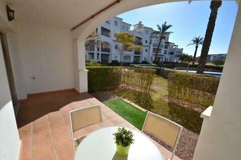 Ref:HR625 Apartment For Sale in Hacienda Riquelme Golf Resort