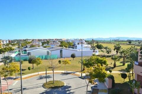 Ref:MM579 Apartment For Sale in Mar Menor Golf Resort