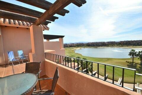Ref:MM581 Apartment For Sale in Mar Menor Golf Resort
