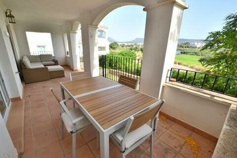 Ref:HR631 Apartment For Sale in Hacienda Riquelme Golf Resort