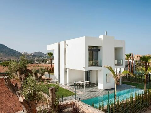 Ref:Acacias-3-bed Villa For Sale in La Manga Club