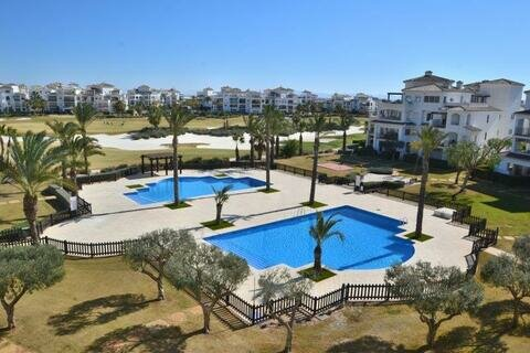 Ref:LAP64 Apartment For Sale in La Torre Golf Resort