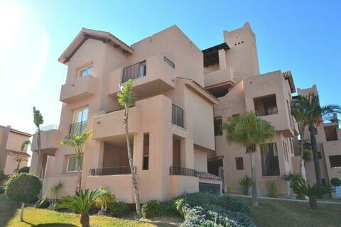 Ref:MM7311 Apartment For Sale in Mar Menor Golf Resort