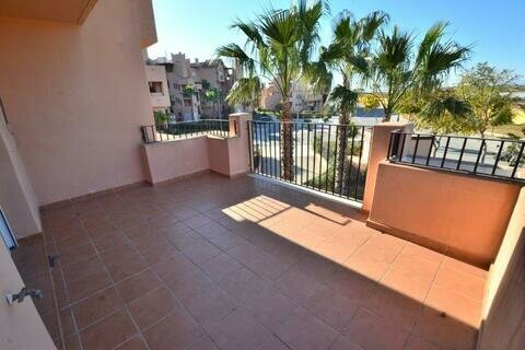 Ref:MM7113 Apartment For Sale in Mar Menor Golf Resort