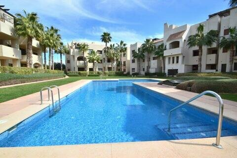 Ref:RG110 Apartment For Sale in Roda Golf
